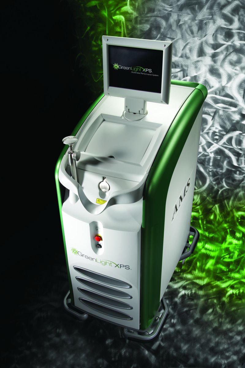Green Light Laser Surgery For Prostate International